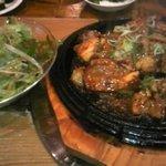オール・イン - 豚肉の炒め物