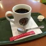 カフェ・ベローチェ - ブレンドコーヒー 190円