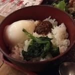 38061397 - 辛味噌ご飯