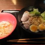 御○屋 - つけ麺