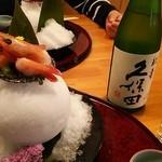 日本料理 月花 - 料理写真:やはり日本酒が。。。