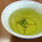 花水木 - そば茶。