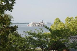 マドカフェ - madocafeから琵琶湖ミシガン