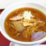 麺好み いまむら - 和風ラーメン(幅切)600円