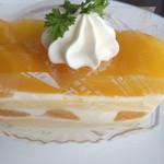 モンドール - マンゴーケーキ