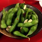 ニルヴァーナ - 1)ふっくら塩茹で枝豆