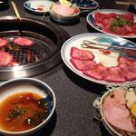 焼肉モリタ屋 - 料理写真:めちゃ美味しかったです。