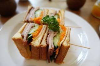 カフェ マメヒコ 公園通り店 - 本当に美味しいチーズベーコン
