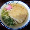 冨士旅館 - 料理写真:きつねうどん