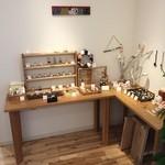 楽猫 - 展示販売スペース