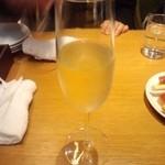 948 - スパークリングワインでカンパイ!