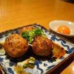 38075727 - 「鶏のつくね焼き」 2015年3月
