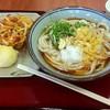 温や - 料理写真:ぶっかけ大(510円)+かき揚げ(130円)・半熟卵(100円)