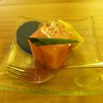 すきやきしゃぶしゃぶ 神戸牛石田 - デザート