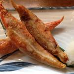 マルカン漁業部 海がき本店 - ハラス焼き