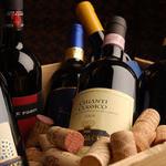トラットリア・イタリア - 料理写真:ソムリエおすすめのイタリアワイン