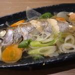 六九和 - 煮魚:黒むつ