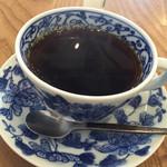 二三味珈琲 cafe - コーヒー¥500