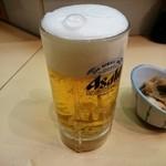 天成 - 生ビール