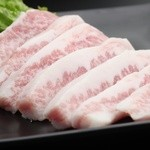和牛焼肉 二代目 ばんばん - トントロ
