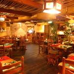 フォンダ・デ・ラ・マドゥルガーダ - 原宿屈指の隠れ家レストラン