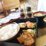 泉 - 料理写真:日替わりランチ