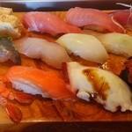 緑鮨 - にぎり