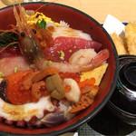 海老善 - 海鮮丼