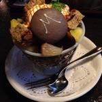 38085732 - 紅茶パフェ ¥600