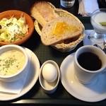 38085743 - スープモーニング ¥790