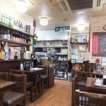 上海酒家 - 日曜の昼はさすがに閑古鳥が