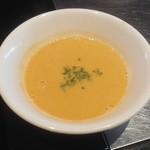 あいろんバル - 『スープ』お魚とお野菜がベースだそうです。