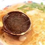 麺屋 大輔 - しおのスープ '15 4月上旬