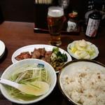 38088008 - 牛タン定食