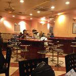 ベーカリー&カフェ Vent Dor Cafe - 店内