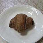 小麦の郷 - 料理写真:チョコクロワッサン