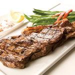 ニューヨーク・グランドキッチン - NYGK自慢のグリル料理「リブロース」