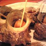 鱈腹魚金 - マイクロサザエ