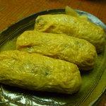麺匠の心つくし つるとんたん - ☆お稲荷さんのやさしい甘味が好きなんですよ(#^.^#)☆
