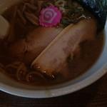 拉麺Shin. 厚別店 - 醤油ラーメン