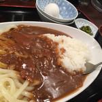 昭和食堂 - カレー&うどん。