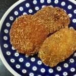 淡路ビーフ新谷 - ミンチカツ、ハムカツ、肉やのコロッケ♪