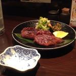 千代芭 - 黒たん焼き2,600円