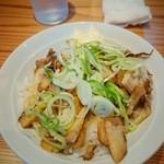 たご - チャーシュー丼