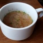 カフェアンドバーアール - コンソメスープ