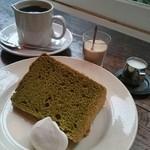 carta - シフォンケーキ&コーヒー