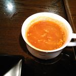 カフェ・ハイチ - スープ