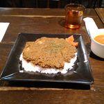 カフェ・ハイチ - スープセット