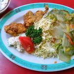 大福軒 - 料理写真:中華定食