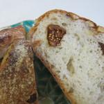 ベッラドンナ - 大好きなくるみを使ったパンがちょうど焼きあがって来たんで迷わず購入させていただきました。